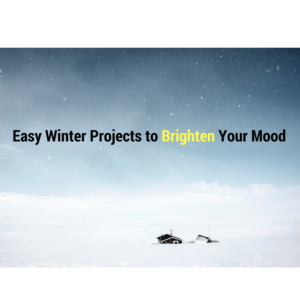 Easy Winter Projects