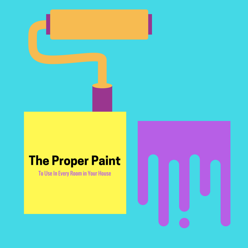 Proper Paint for Every Room