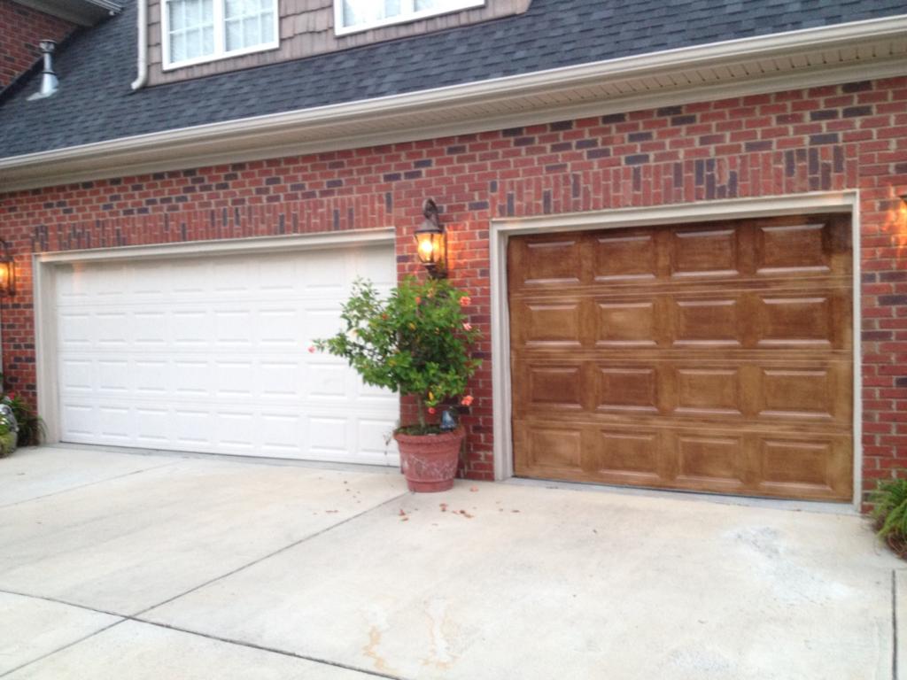 How To Update Your Garage Door With Paint Peak To Peak